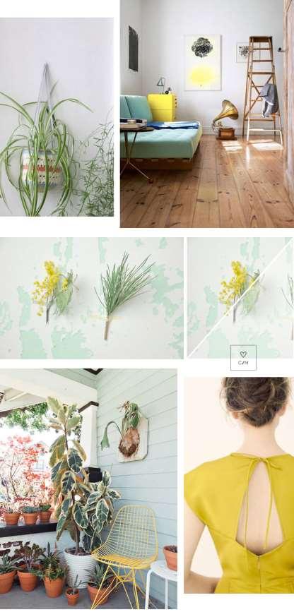 Nature's greenery_interior inspiration_coco and mingo
