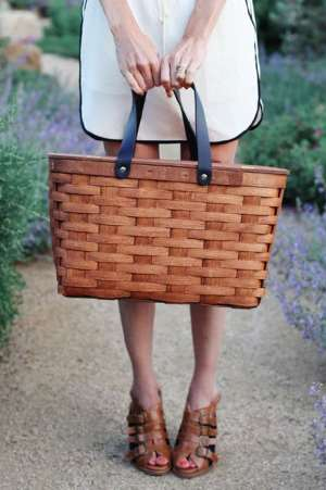 picnic basket | A Sunny Afternoon