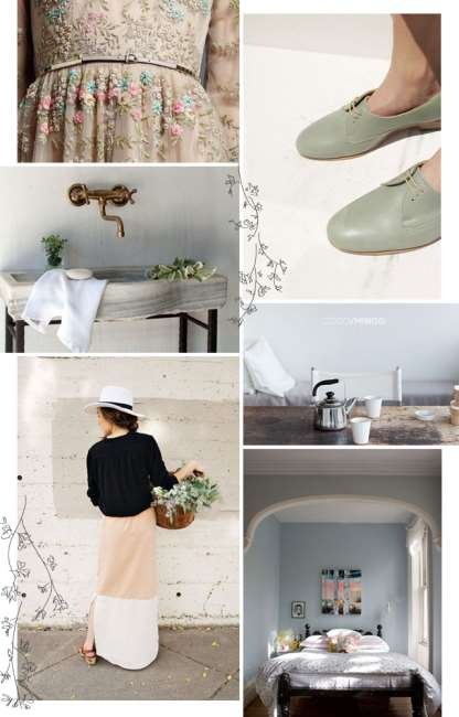 sage green home_coco and mingo