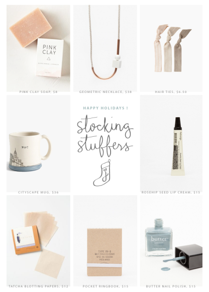 Holiday gift guide_stocking stuffers