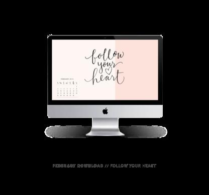 February desktop wallpaper download